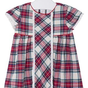 Mayoral Plaid Dress
